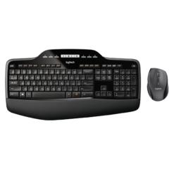 Trådløs tastatur med mus